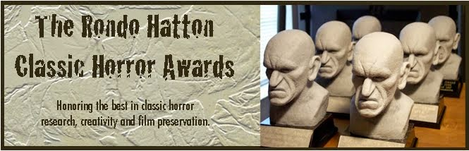 13th Rondo Hatton Classic Horror Awards