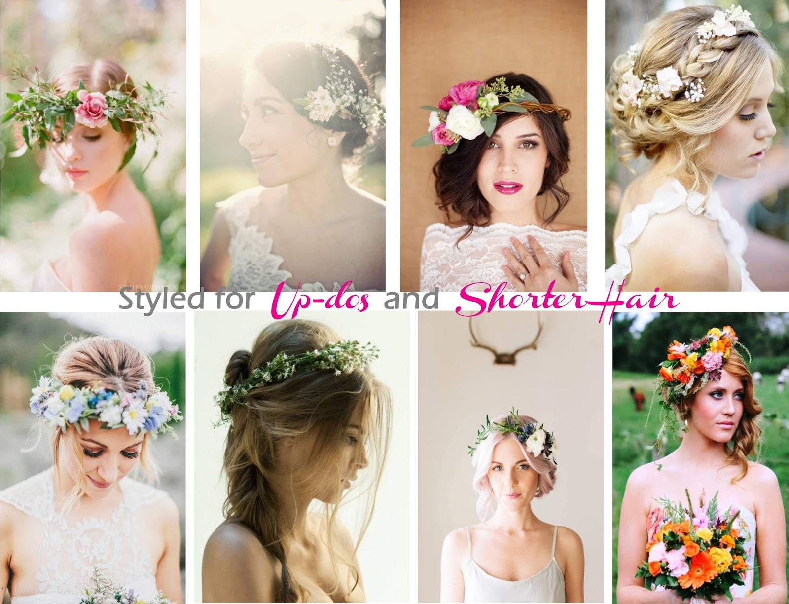 Flower Crowns For Your Hair Mia Loves Pretty