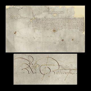 Dokumen Raja Richard III dilelong