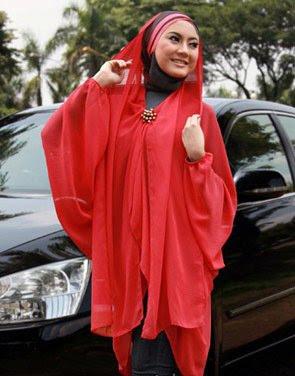 Model Baju Blus Muslim Zenitha 26 c