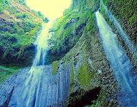 air terjun madakaripura, air terjun pengantin, air terjun pelangi