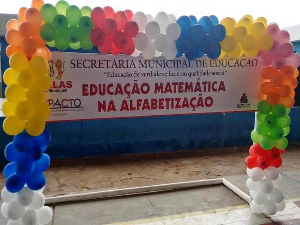 Seminário de Matemática na Alfabetização