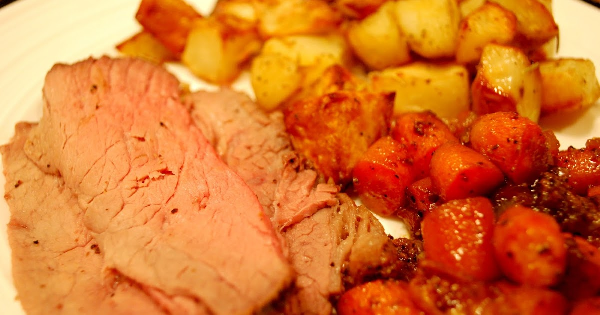 how to cook a 2.5 lbs inside round roast beef