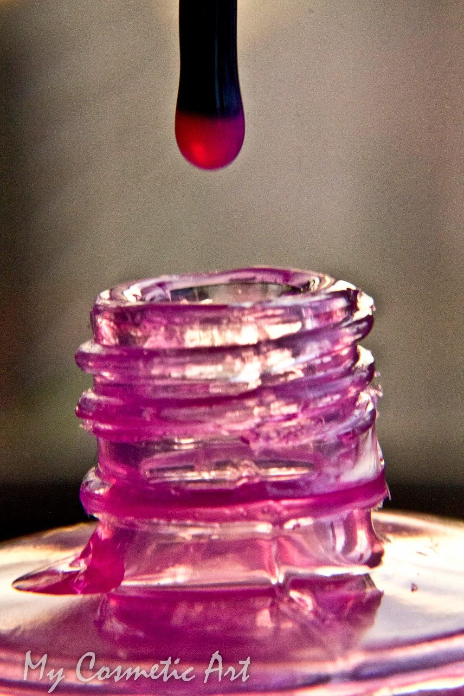 Heptacromía esmaltes de uñas sin acetona