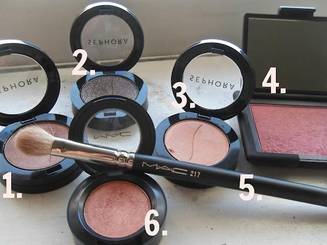 MAC, Sephora, Makeup