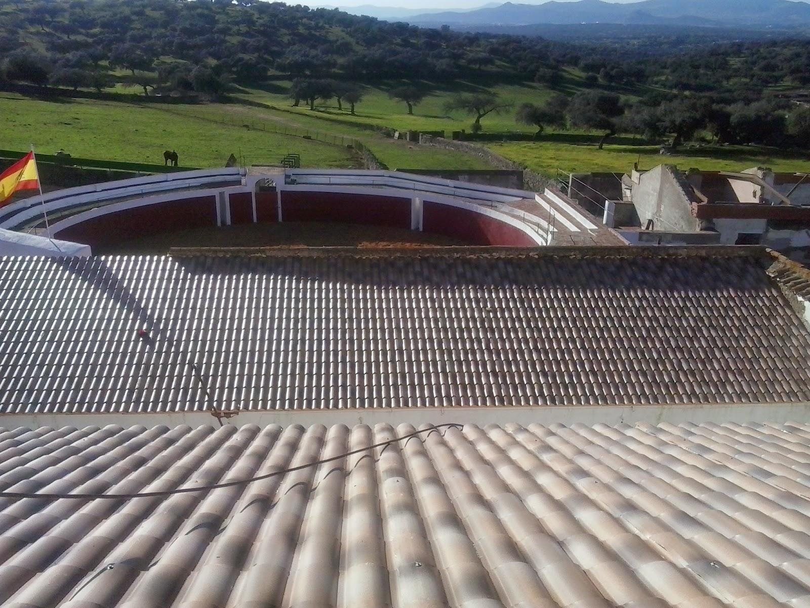 Cubiertas de panel s ndwich imitaci n teja para el tejado for Cubiertas de panel sandwich imitacion teja