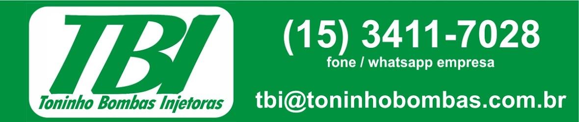 TBI - Toninho Bombas Injetoras