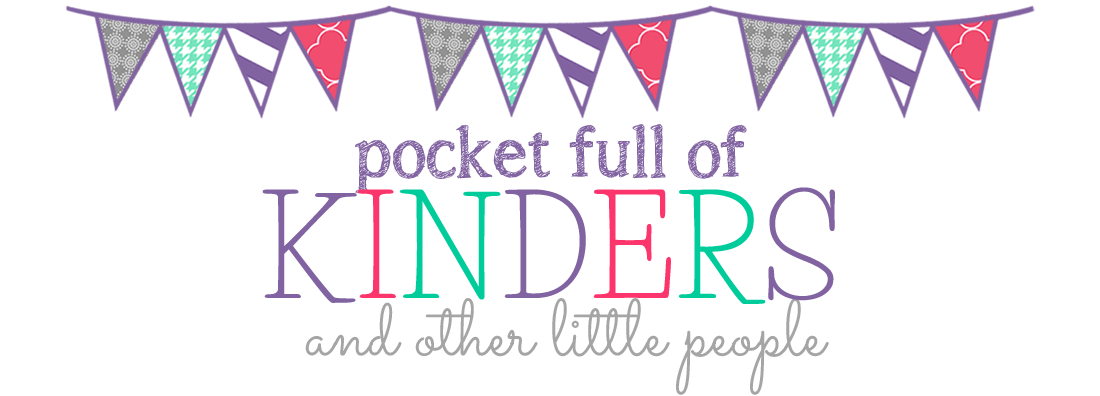 Pocket Full of Kinders!