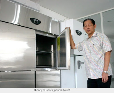 Nayati - Kitchen Equipment Manufacturer Made in Indonesia