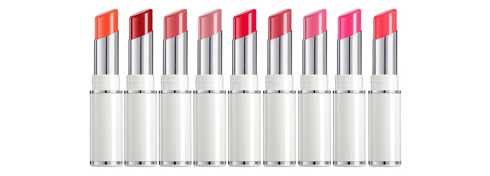 Lancome shine lover lipstick, Lancome shine lover lipsticks