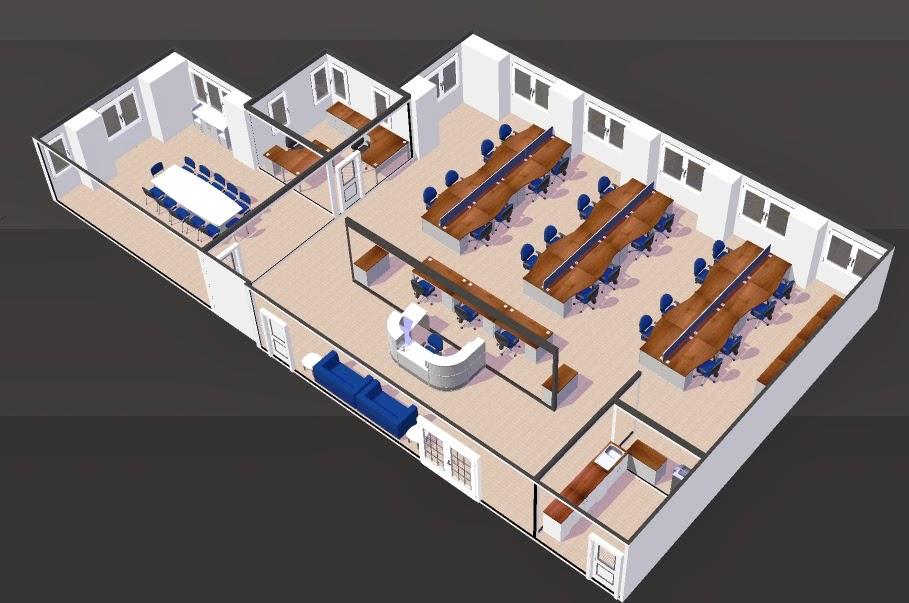 Verve Workspace space planning