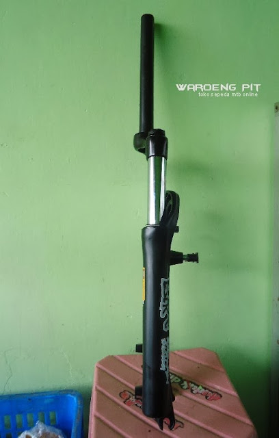 Jual Fork shock depan Dirt sepeda mtb murah 3