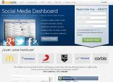HootSuite en español: Twitter, Facebook y LinkedIn en un panel