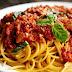 Spaguetti a la Boloñesa riquisimo