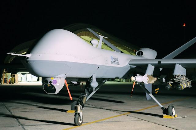 RAF MQ-9 Reaper