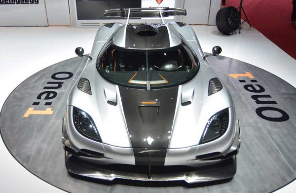 Mobil Termahal Di Dunia Koenigsegg One 1