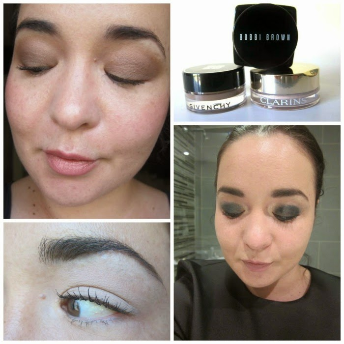 Cream Eyeshadow Favourites