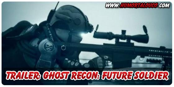 Trailer: Game Ghost Recon: Future Soldier