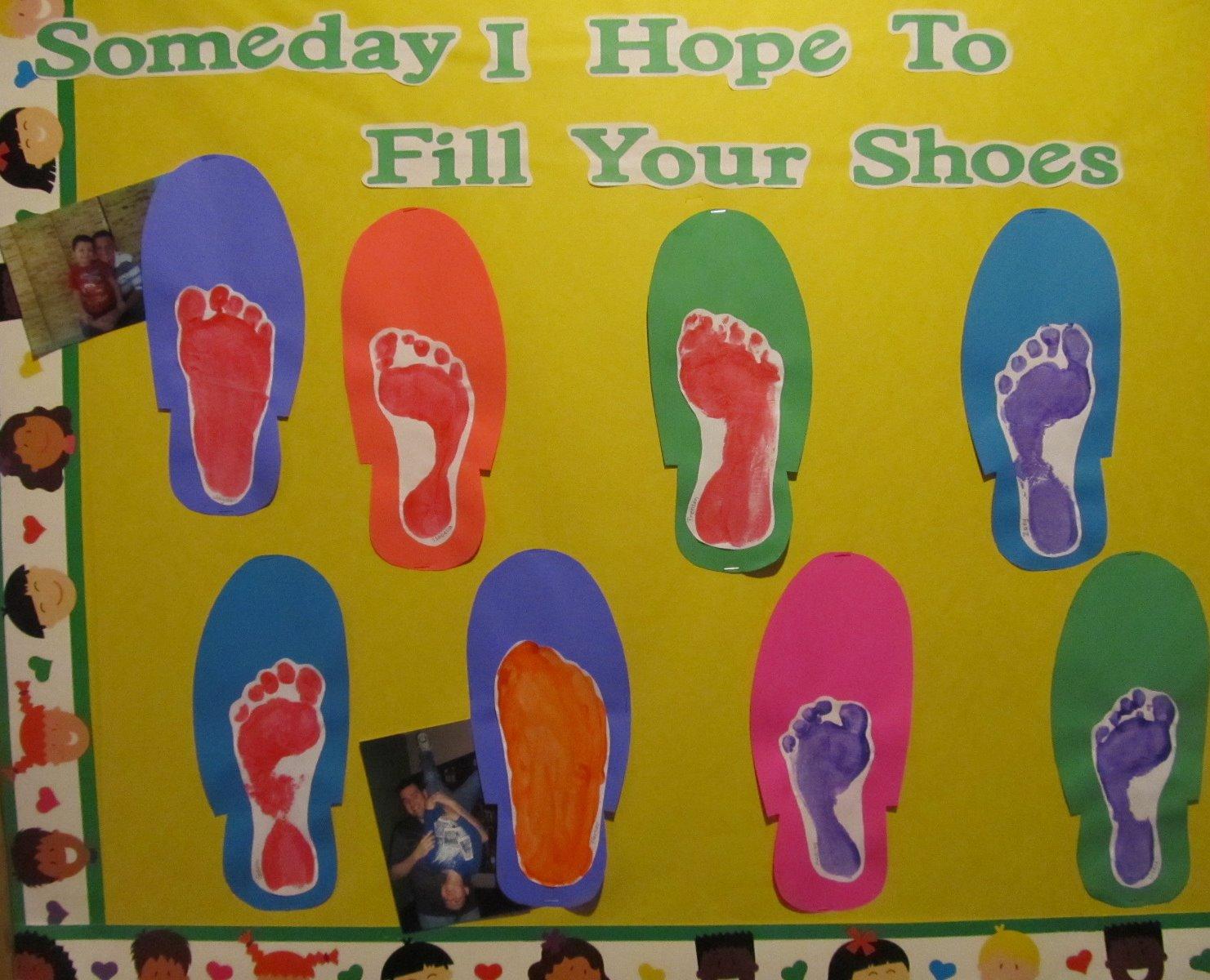 Father's Day Bulletin Board Ideas