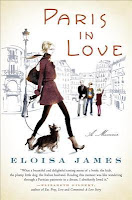 Book cover of Paris in Love by Eloisa James
