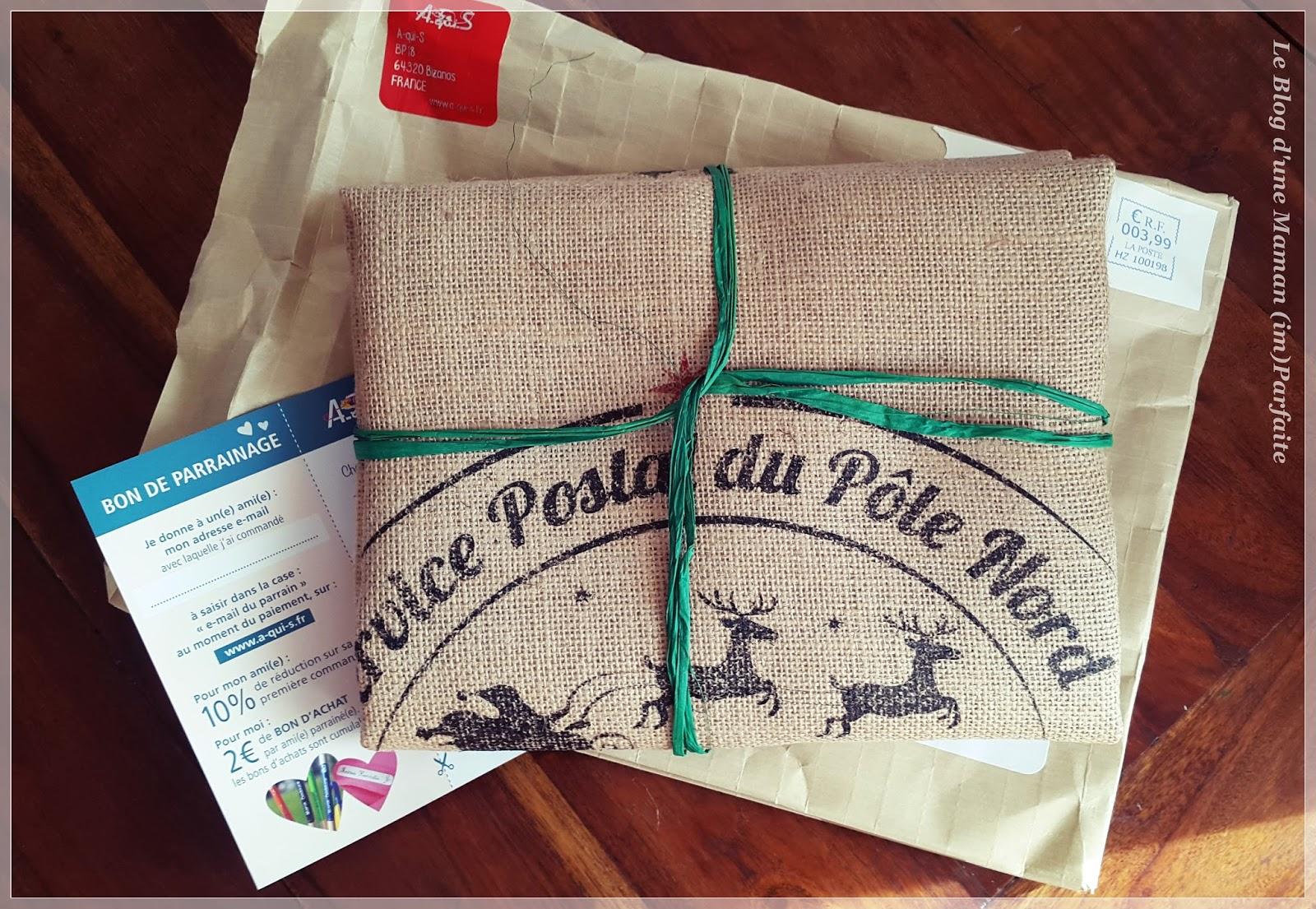 Favori Le blog d'une maman (im)parfaite ~: Emballez vos cadeaux de noël  DQ64