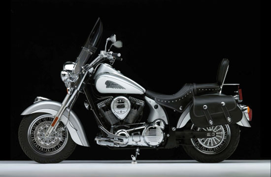 Indian Chief Roadmaster 2009