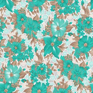 Textile Design Sketches