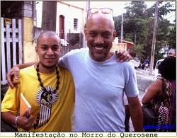 Hugo Paz e Paulo Lins