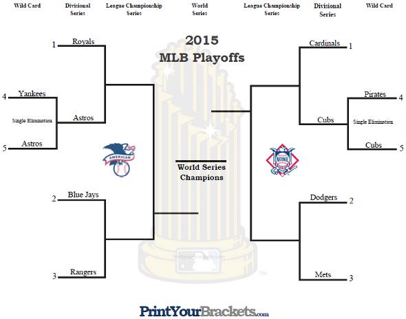 mlb 2015 playoffs bracket ag place ny