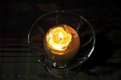 Jahreszeit der Kerzen...