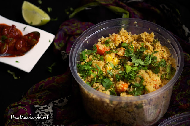 broken wheat upma recipe with step by step pictures