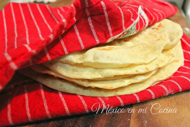 Tortillas-de-harina-básicas