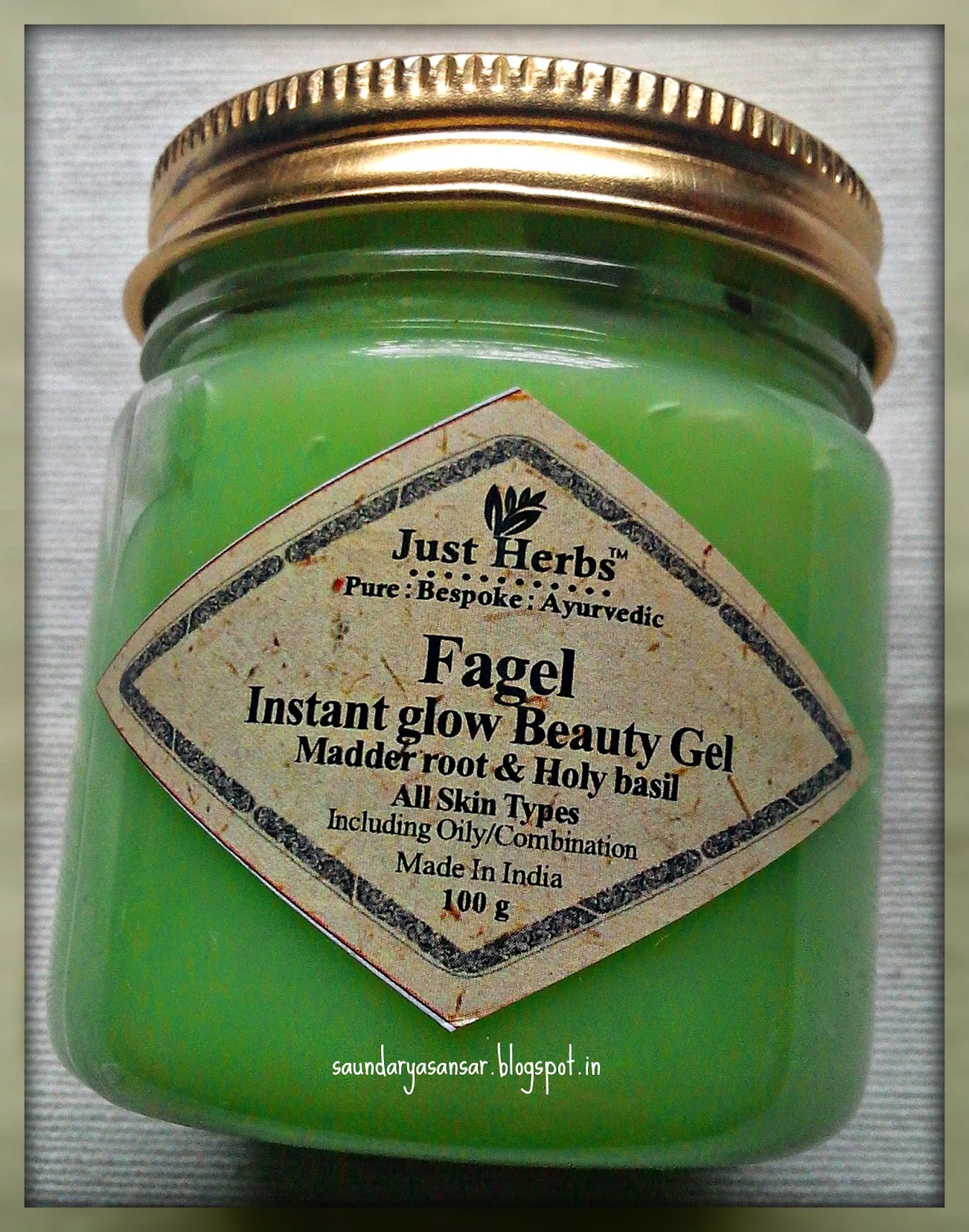 Just-Herbs-Fagel-Instant-Glow-Beauty-Gel-Review