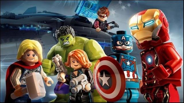Trailer de Lego Avengers