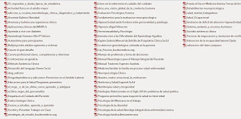 Descarga paquete de 60 libros completos recopilados en enero 2015 en booksmedicos.org