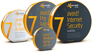 Avast! Free, Pro, Internet Security 7.0.1466 Full License Key + Crack / Patch