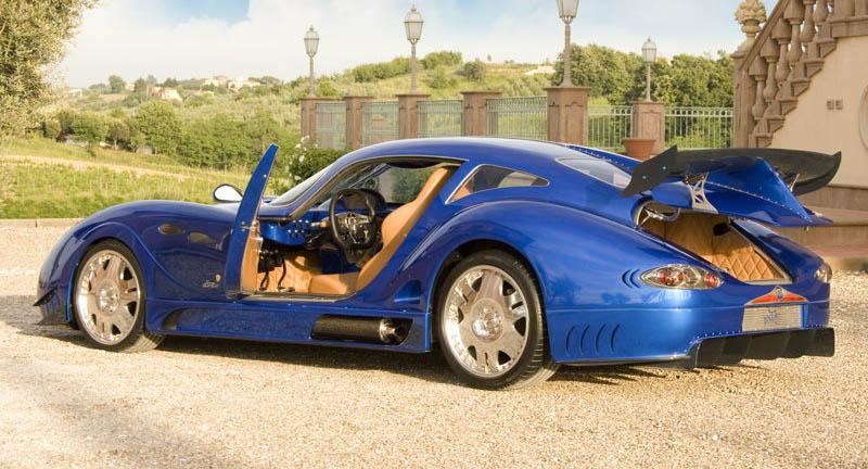 Fm Auto Antas V8 Gt 2006 Super Exotic Sports Cars