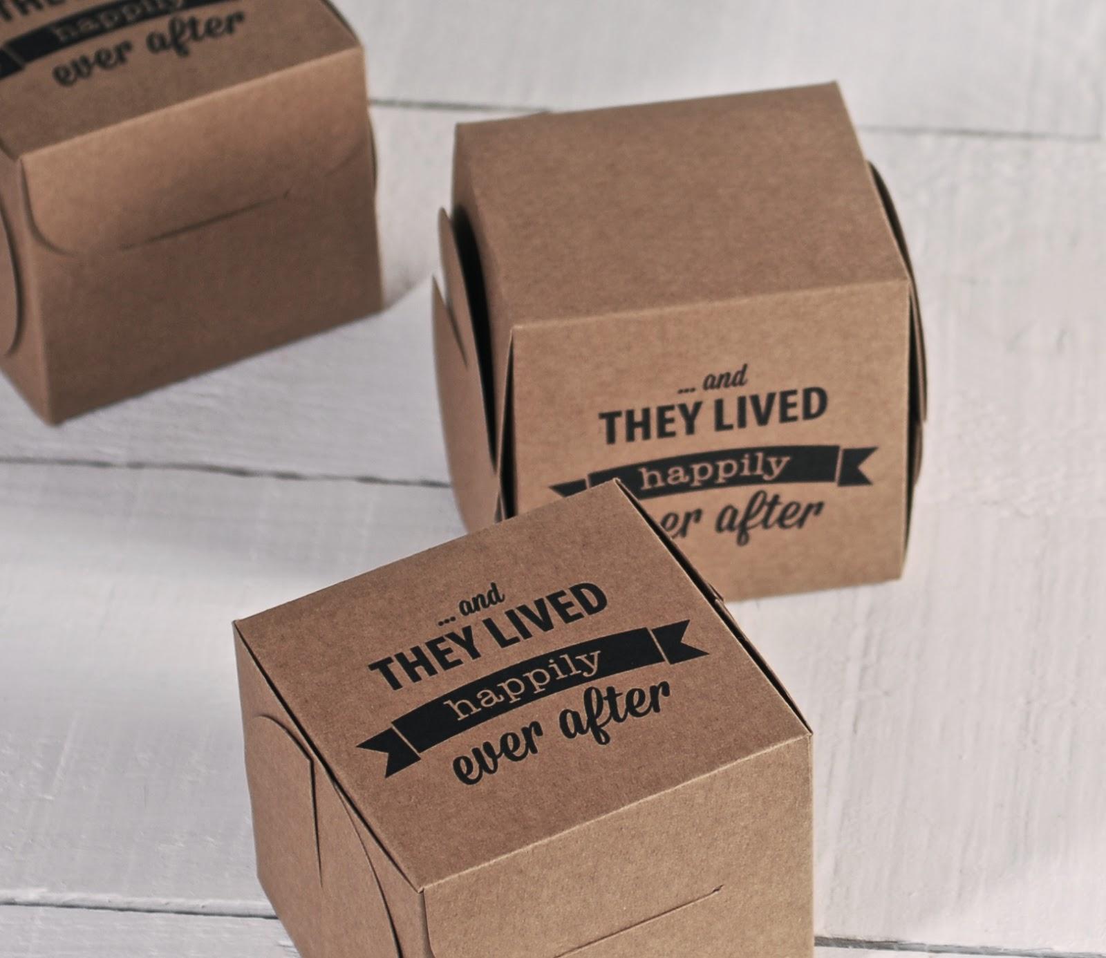 and they lived happily ever after, cajas con frases de amor, imprimir en cajas, dónde comprar cajas impresas, cajas baratas impresas, cajas impresas españa