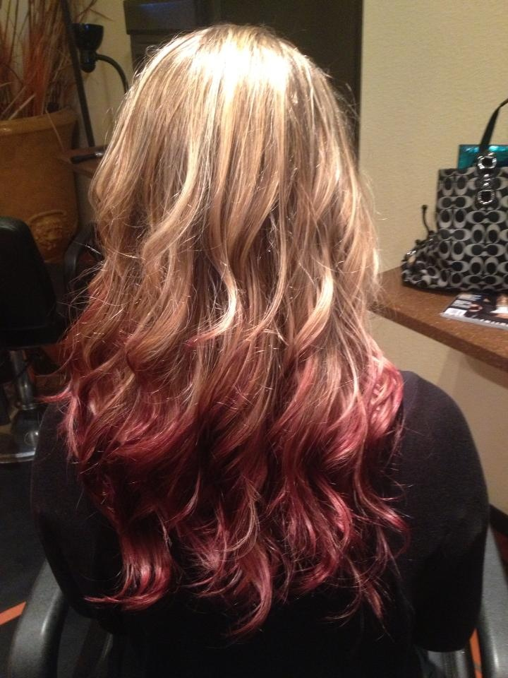 How To Reverse Ombre Blonde Hair Best Image Of Blonde Hair 2018