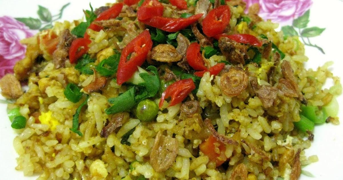 Resepi Nasi Goreng Daging Cincang