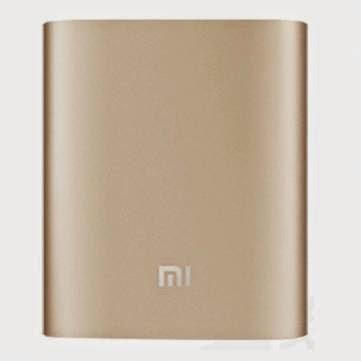 Original XIAOMI 5V 2A 10400mAh Power Bank For Smartphone
