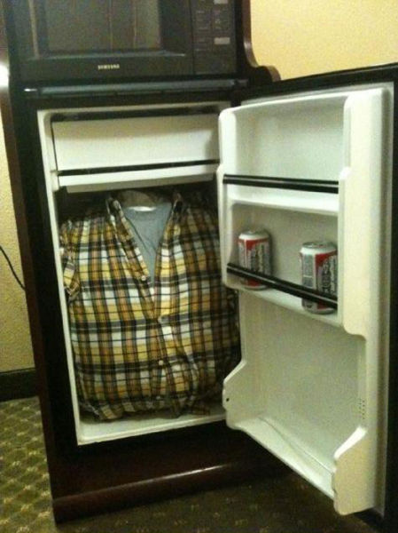 Funny Hotel Pranks ~ Damn Cool Pictures Funny Hotel