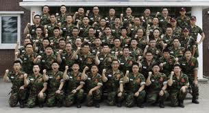 Sekilas Tentang Wajib Militer di Korea