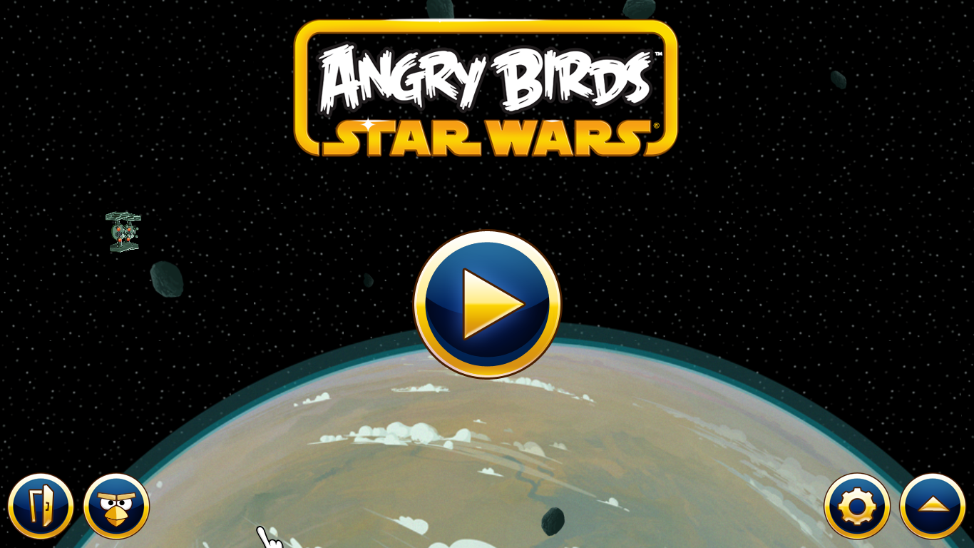 Angry birds star wars 1 1 0 full patch bot youtube - Angry birds star wars 8 ...