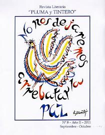 """Nº 8 - Año II - Revista Literaria """"Pluma y Tintero"""""""