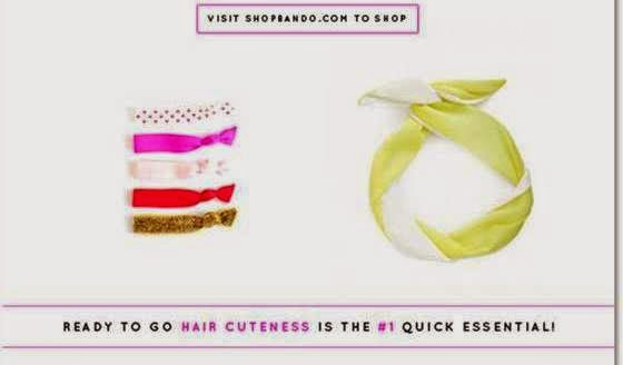 ban.do hair accessories