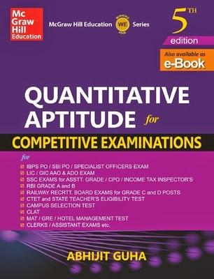Quantitative Aptitude PDF Free Ebook Download