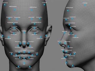 Reconocimiento facial mediante escáner 3D EVA