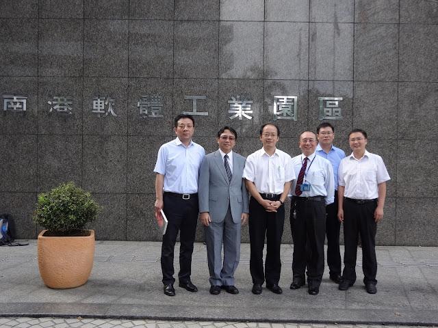 湖北省襄陽市經貿訪問團參訪