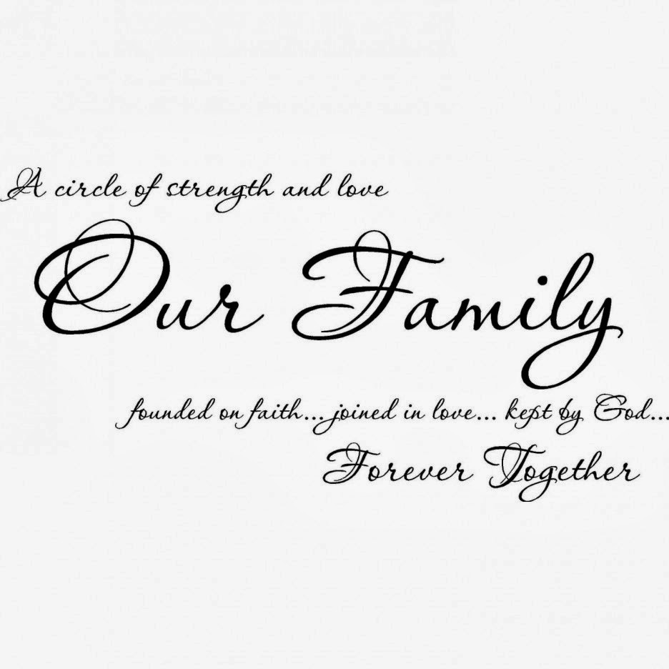 Share the best family quotes